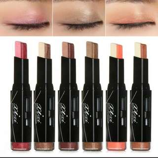 Duo Colour Eye Shadow Stick