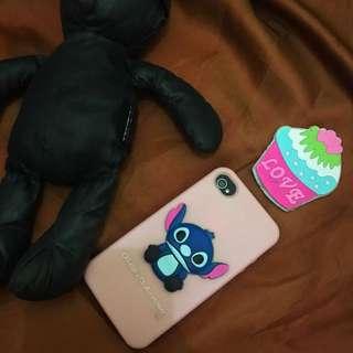 Iphone 4 / 4s stich Case