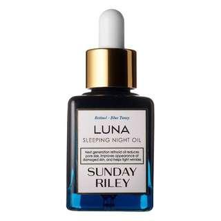 Sunday Riley - Luna Sleeping Night Oil (Full size)
