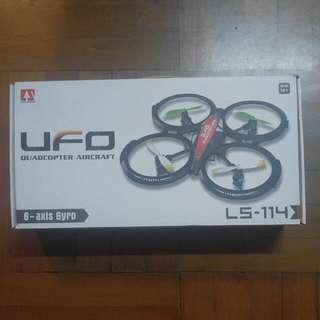 Quadcopter四軸飛行器