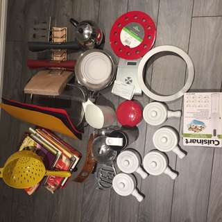 Random Kitchen Items for sale the whole lot