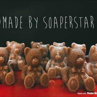 Handmade Soap For Doorgift