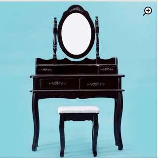 Baroque Style Vanity Set