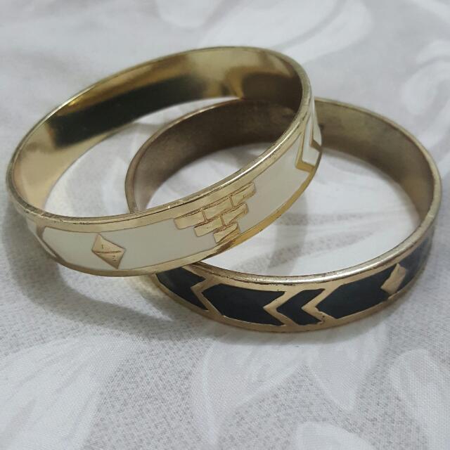 2 Pack Bangles/Bracelets