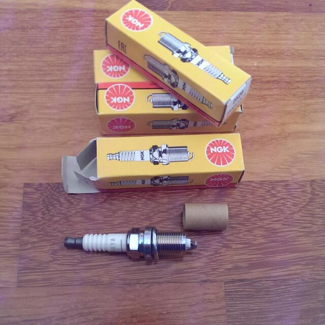 4xNGK Spark Plugs 2526 BKR5EYA-11