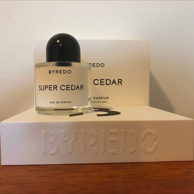 50ml Byredo - Super Cedar