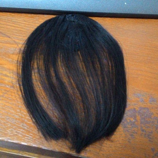 假髮夾式空氣瀏海片髮片