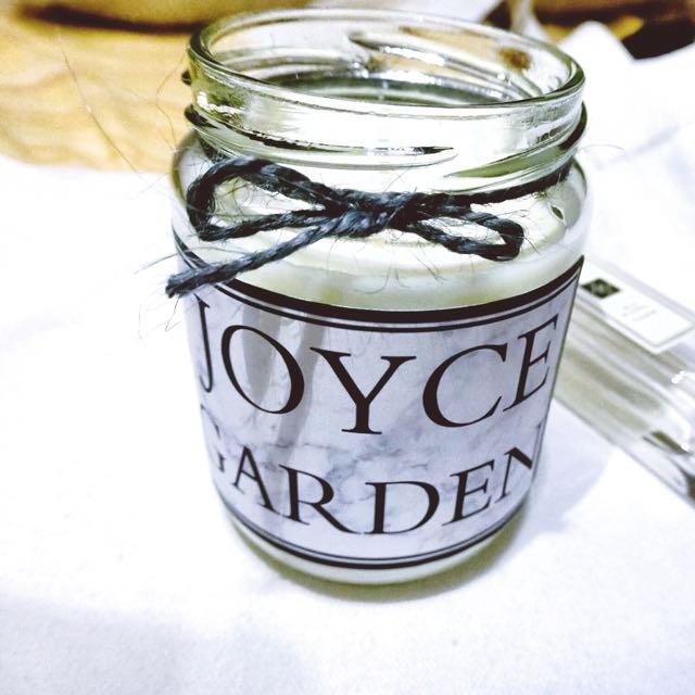 藍風鈴 香氛蠟燭 手作商品 190g