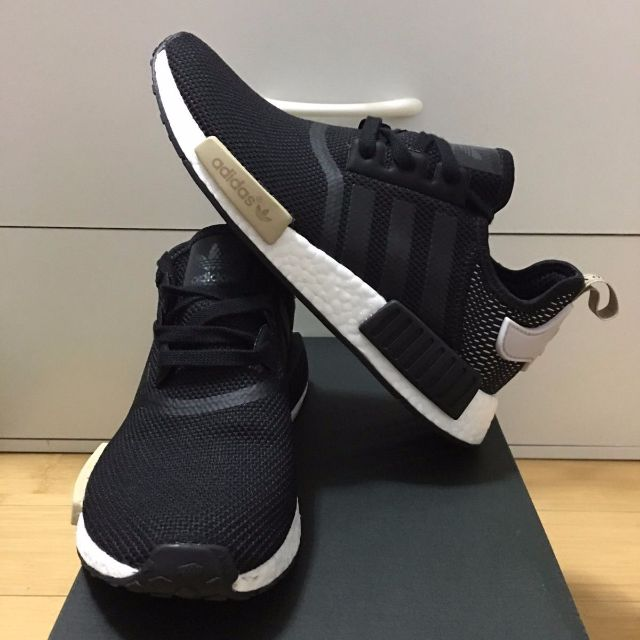 Adidas NMD R1 Black Ice!