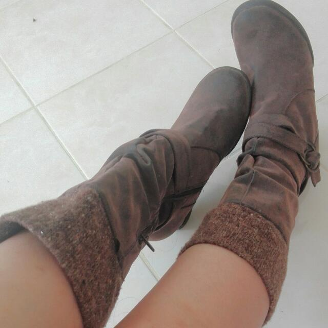 Authentic ROXY fashion Boots