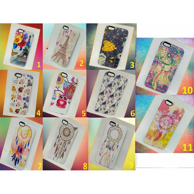 Beautiful and Cute Designed Mobile Phone case for Iphone 6s+ and 6+  _NJ15