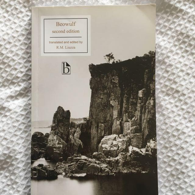Beowulf, Translator: R.M. Liuzza