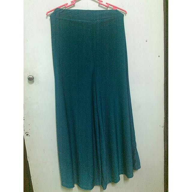 Blue Green Red Hot Chili Pants