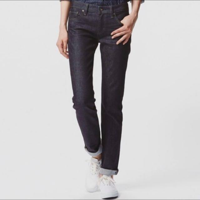 BNWOT Uniqlo Boyfriend Jeans