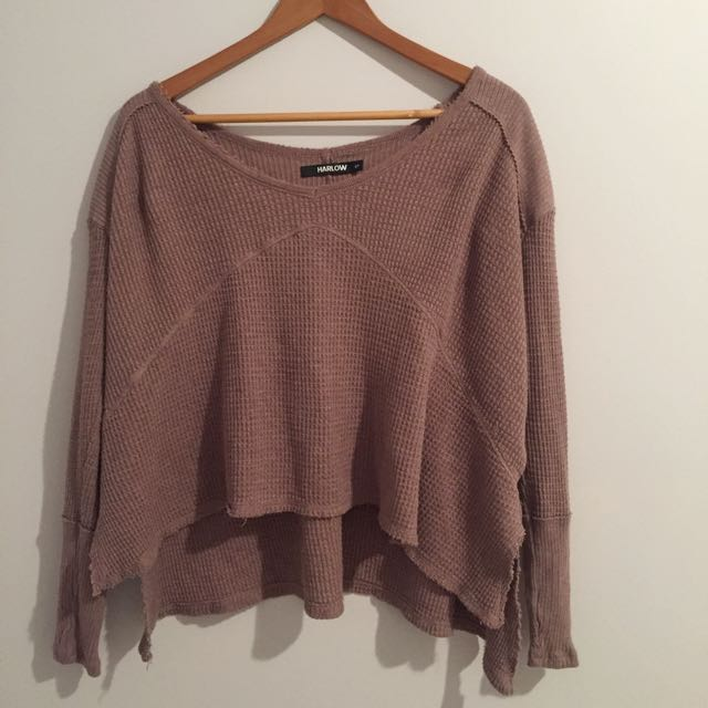 Boat house sweater