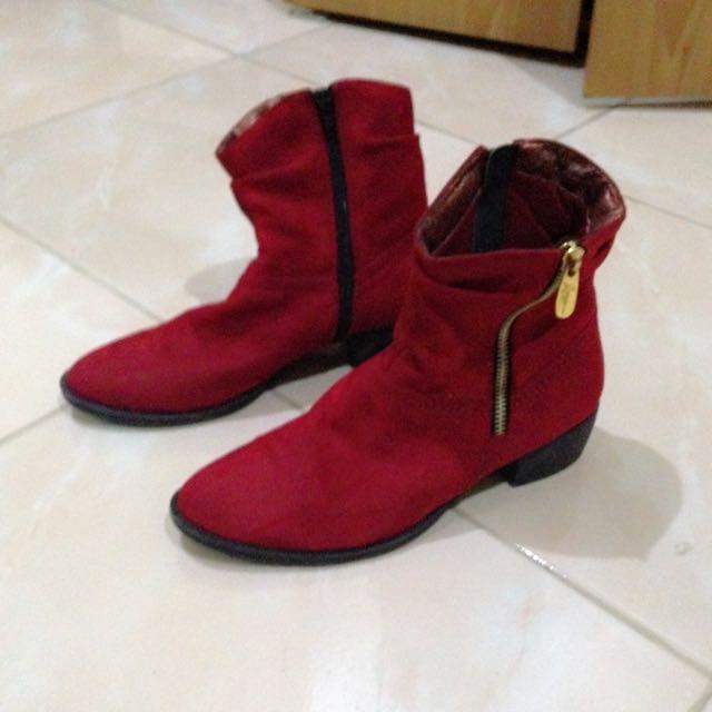 Boots Suede A.antonio