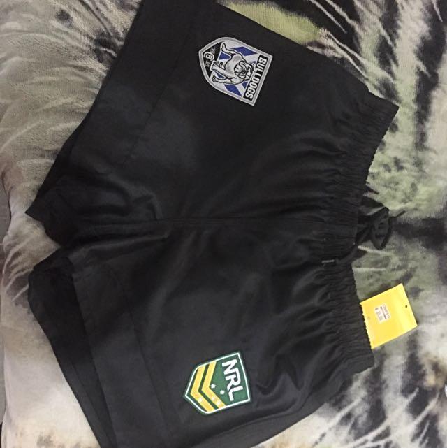 Bulldog Footy Shorts