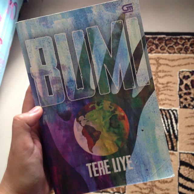 BUMI - Tere Liye