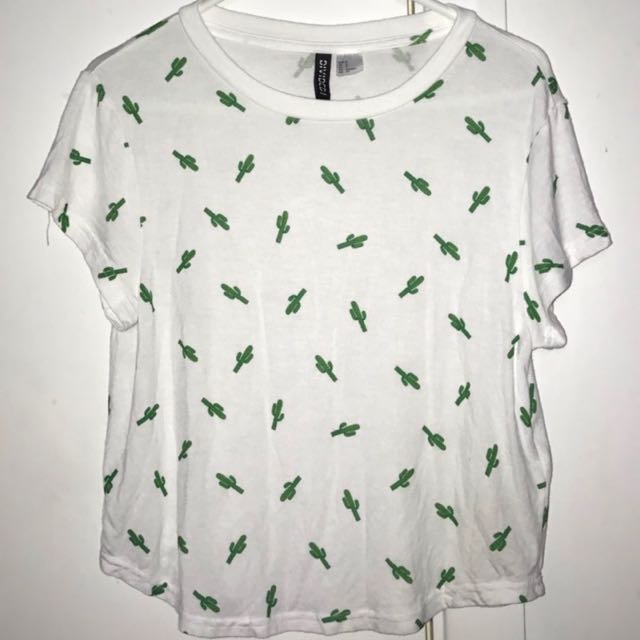 Cactus Tee From H&M