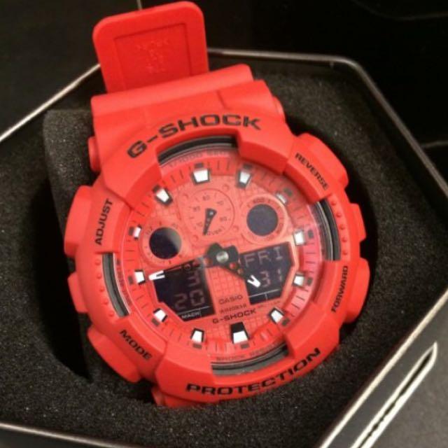 CASIO G-Shock 手錶