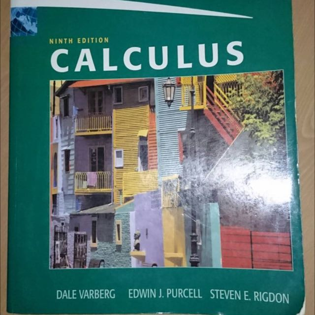 CALCULUS (VARBERG PURCELL RIGDON)