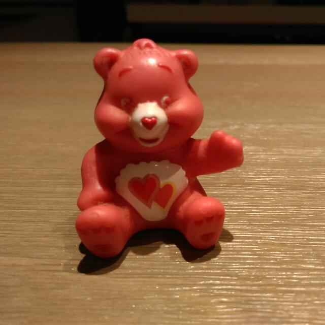 Care Bears 愛心熊 公仔