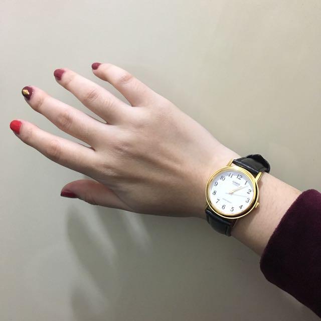 Casio 日本限定 數字金錶 #我有手錶要賣