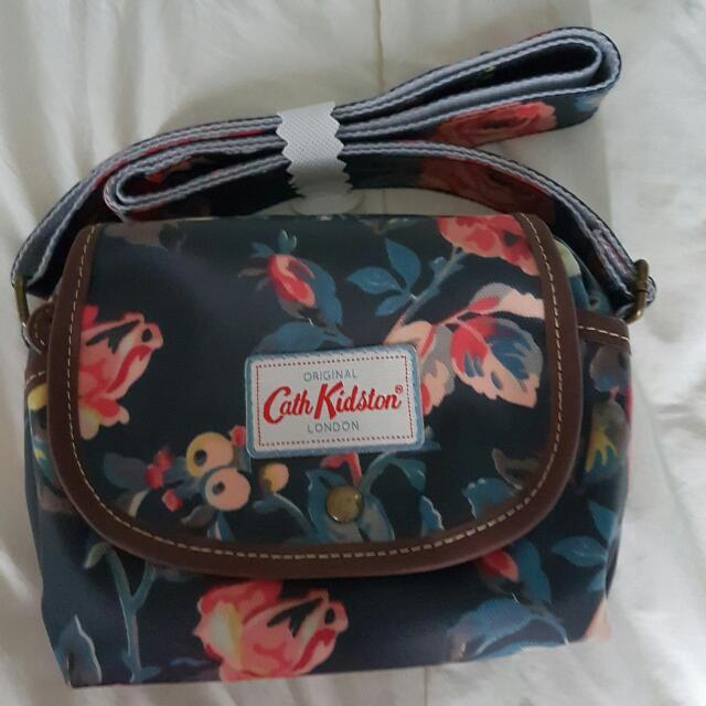 Cath Kidston Floral Sling/shoulder Bag