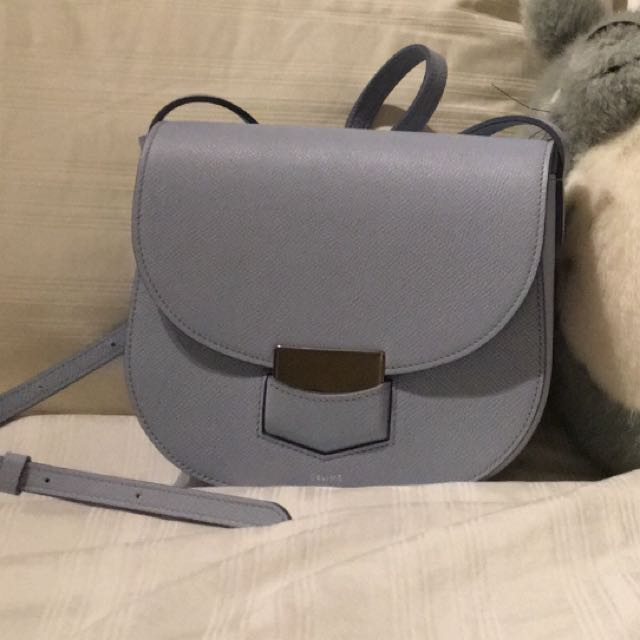 927bd2a3c022 Celine Trotteur Bag Small