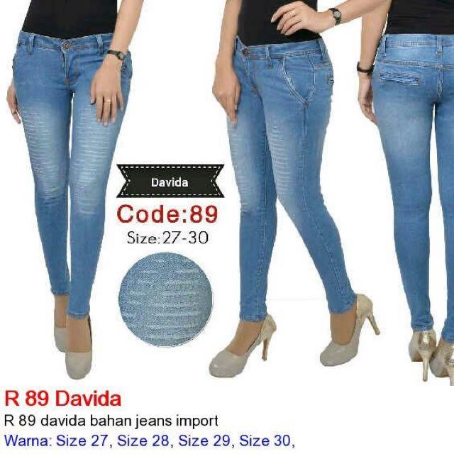 Davida Jeans Import