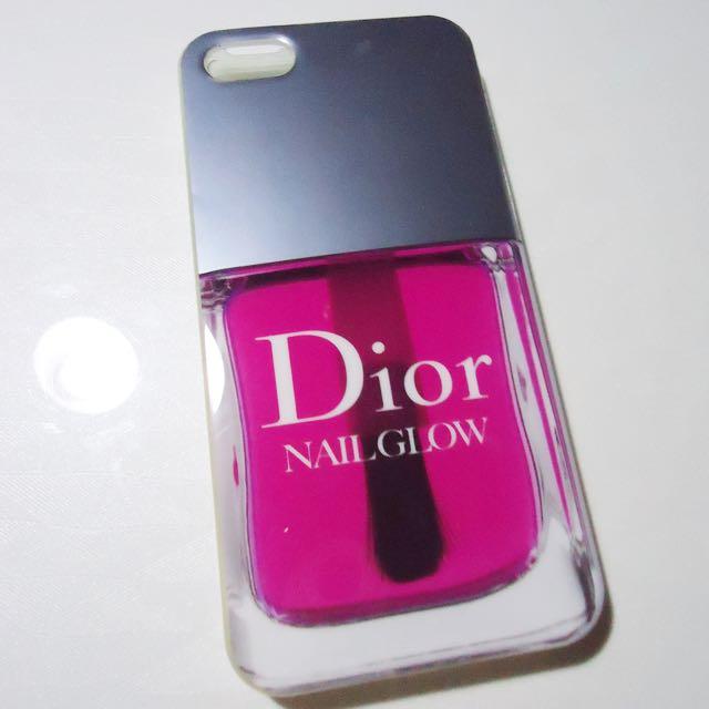 Dior iPhone 4/4s soft case