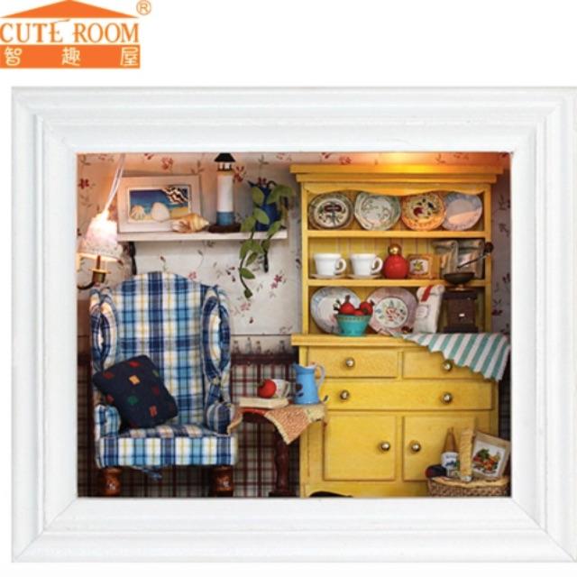 DIY Doll House / Miniature House