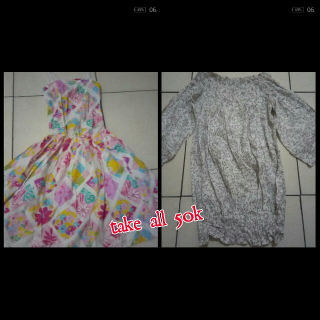 Dress&sabrina Take All 50k