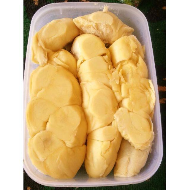 Durian Kupas Ada Biji