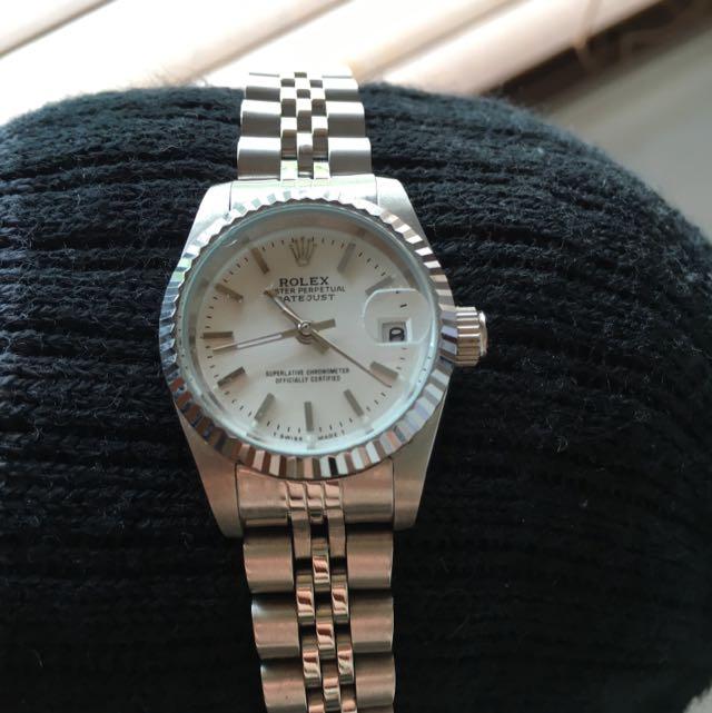 Fake! Woman's Rolex