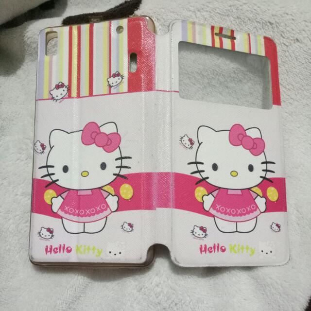 Flipcase Hello Kitty For Lenovo A7000 Special Edition