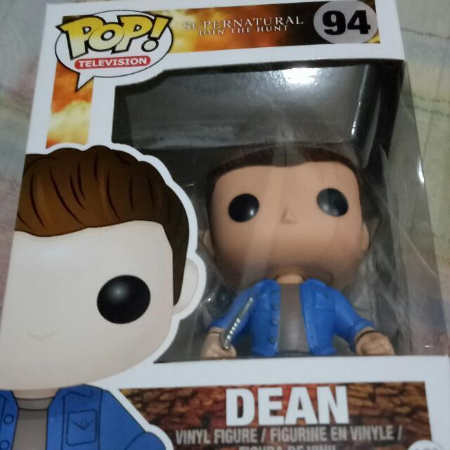 Funko Pop - Dean Supernatural