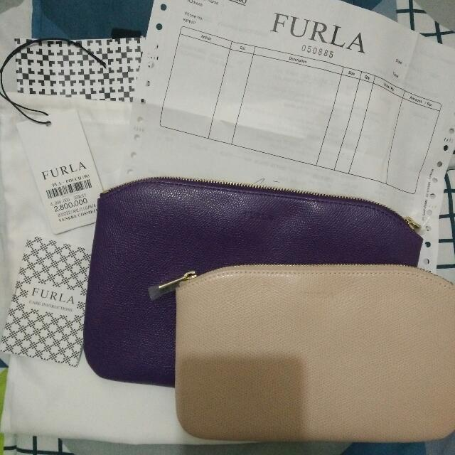 New Furla Pouch