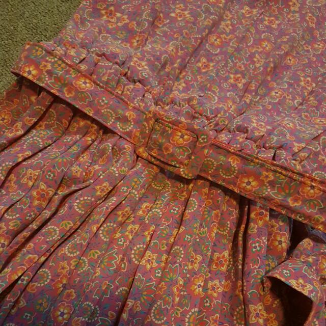 Gorgeous Vintage Dress Made In Australia