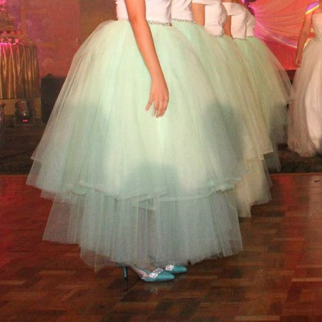 Green Tutu Skirts For Sale Or Rent