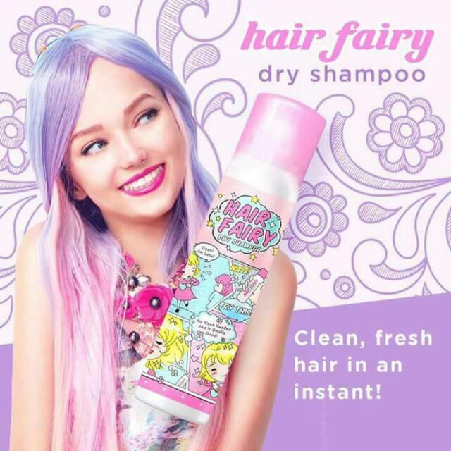 Hair fairy Dry shampoo