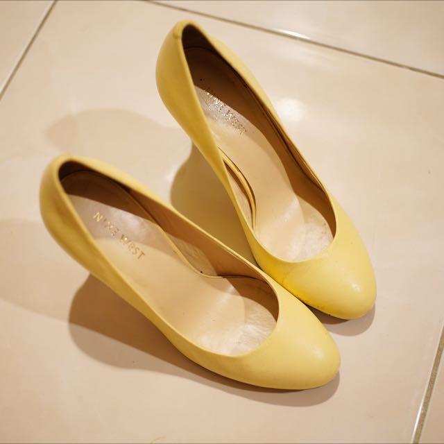 Heels/sepatu Hak (Nine West)