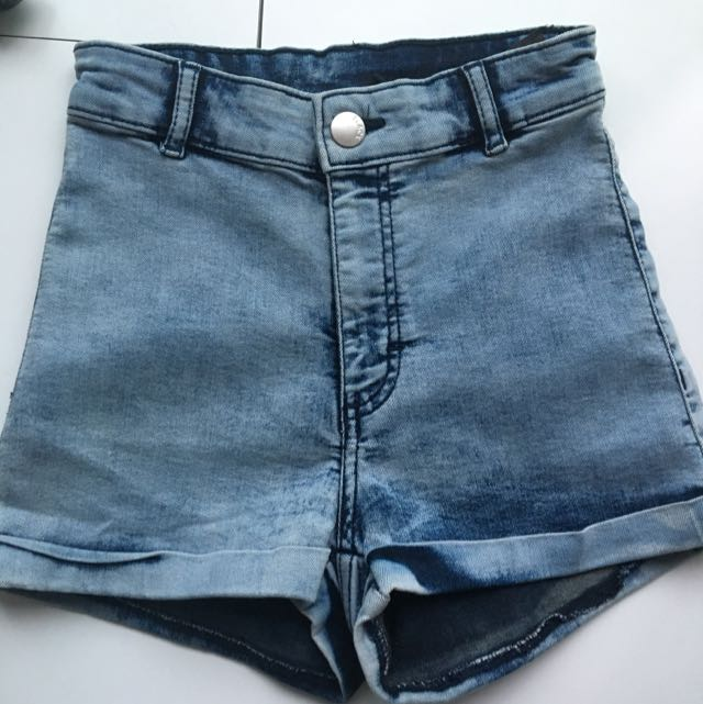 7233a44884 H&M hws, Women's Fashion, Clothes, Pants, Jeans & Shorts on Carousell