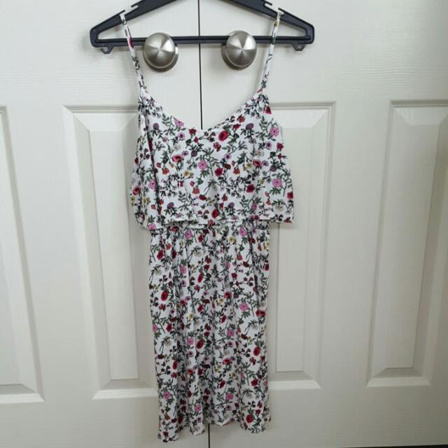 H&M sz8 summer dress
