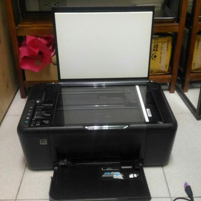 (故障機)HP. Deskjet F4480