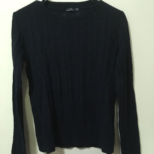 Knitted Sweater Or Pullover