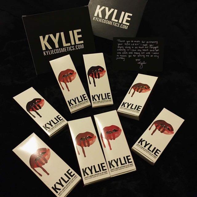 Kylie Matte Lipstick 💄