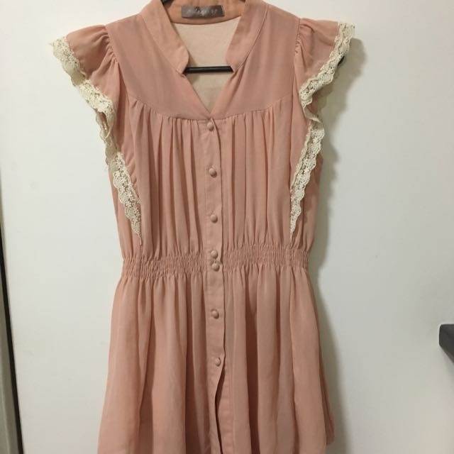 Lace Dress Or Top