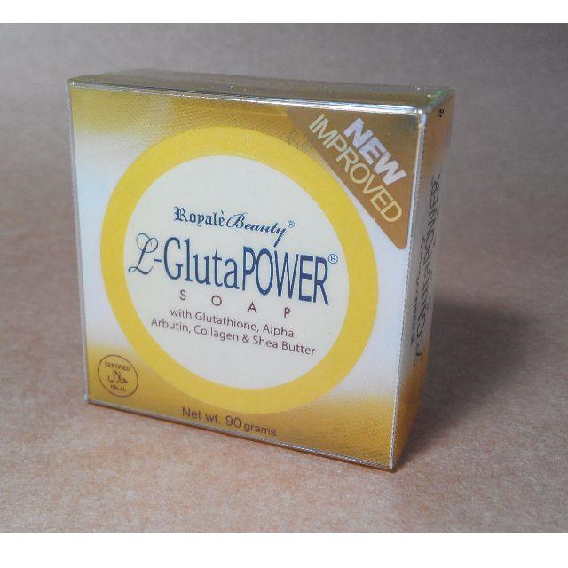 L-Gluta Power Facial Soap