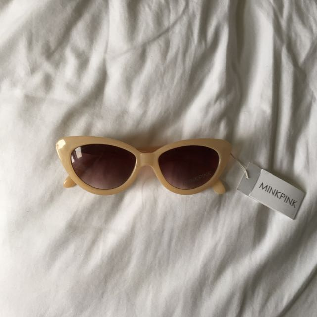 Mink Pink 'Wild At Heart' Sunglasses